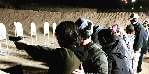 Women's Program-Pistol Night,   November 8, 2019