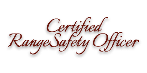NRA Certified Range Safety Officer Course  November 9, 2019