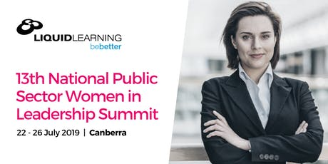 13th National Public Sector Women in Leadership Summit tickets