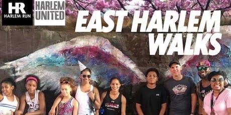 East Harlem Walks  tickets
