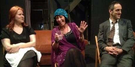 OPEN ACTING CLASS - The Basics of Acting(Beginning Class) tickets