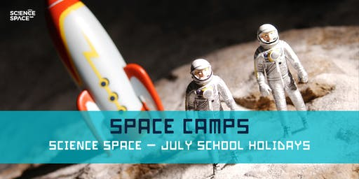 Space Camps at Science Space