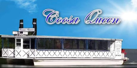 Day Party on The Coosa Queen Riverboat Cruise featuring Jazz Flutist, Sherry Reeves entradas