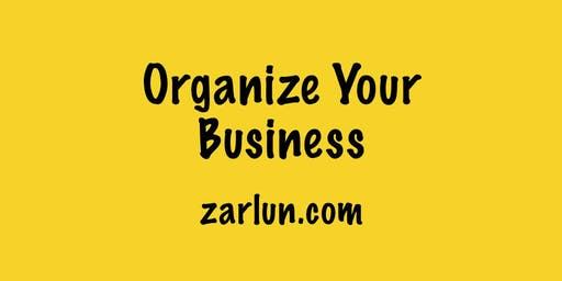 Organize Your Business Online New York - EB