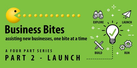 Business Bites Workshop 2 - Launch tickets