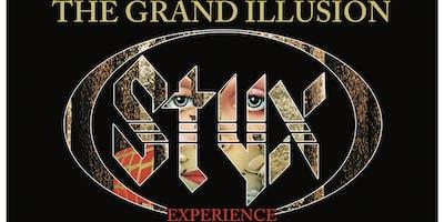 Spectacle bénéfice en hommage au groupe Styx avec The Grand Illusion