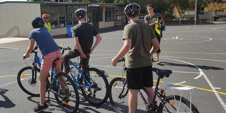 School Holiday Bike Program - Tuesday 24th & Wednesday 25th September 2019 tickets