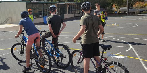 School Holiday Bike Program - Tuesday 24th & Wednesday 25th September 2019