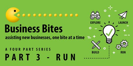 Business Bites Workshop 3 - Run tickets