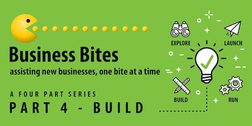 Business Bites Workshop 4 - Build