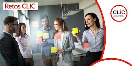 Workshop: Miércoles de Retos CLIC tickets