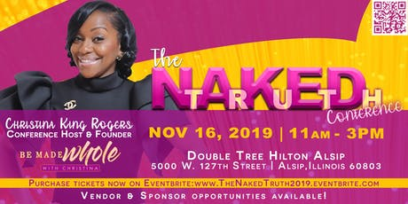 The Naked Truth Conference  tickets