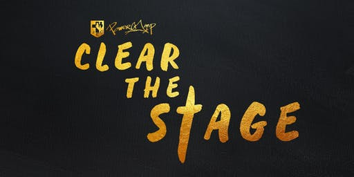 Clear the Stage - JEC Powercamp 2019