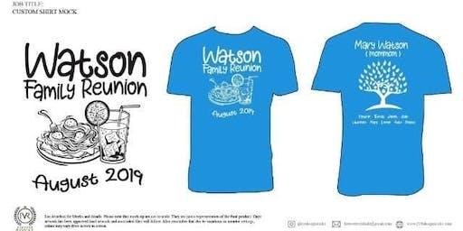 Watson Family Reunion