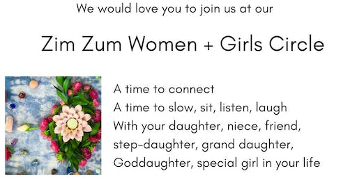 Zim Zum Women + Girls Circle