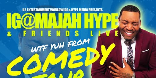 MAJAH HYPE'S WHERE THE F@#K YUH FROM' TOUR (Jacksonville, Florida)