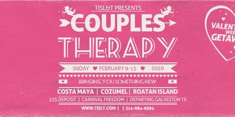 Couples Therapy Cruise tickets