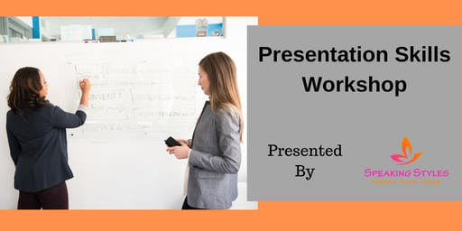 How to Present just the way you are!