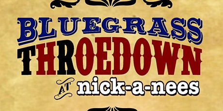 Bluegrass in Providence at Nick-a-Nee's tickets