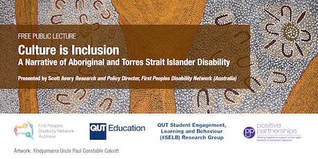 Culture is Inclusion - A Narrative of Aboriginal and Torres Strait Islander Disability tickets