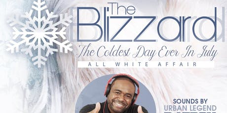 "THE BLIZZARD "" ALL WHITE AFFAIR"" tickets"