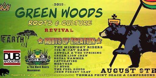 2019 Green Woods Roots & Culture Revival
