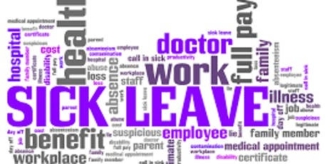 Leaves, Workers' Compensation and ADA tickets
