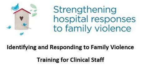 Peninsula Health - Family Violence Training for Clinical Staff tickets