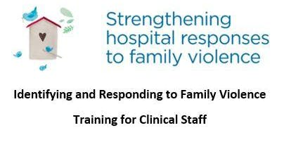 Peninsula Health - Family Violence Training for Clinical Staff