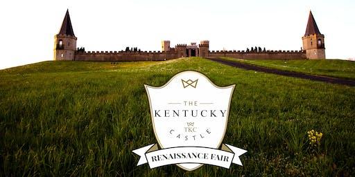 Day 1 - The Kentucky Castle Renaissance Faire