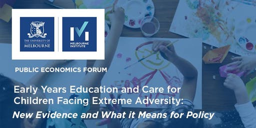 Melbourne Institute Public Economics Forum, 4 July 2019