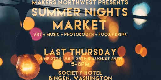 Summer Nights Market