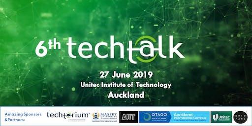 Techpreneurs  in NZ -  6th TechTalk @ Unitec Institute of Technology