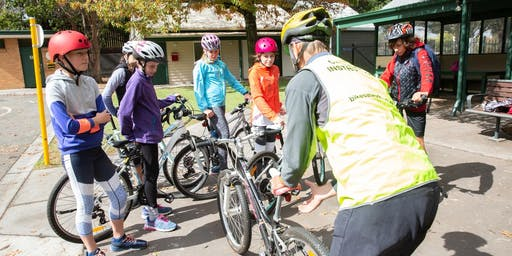 School Holiday Bike Program - Tuesday 1st & Wednesday 2nd October 2019