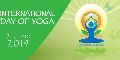 International Day of Yoga - Brampton