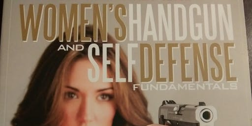 Women's basic and Intermediate Firearm Fundamentals