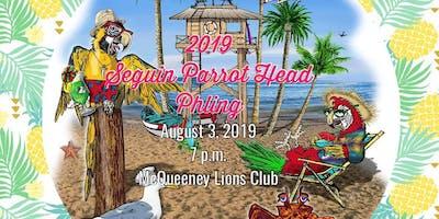 2019 Seguin Parrot Head Phling