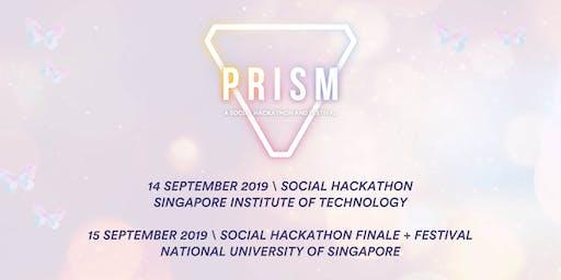 PRISM: A Social Hackathon and Festival