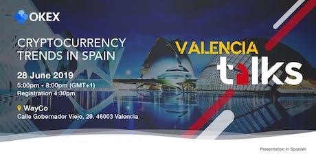 OKEx Talks 2019 - Valencia tickets
