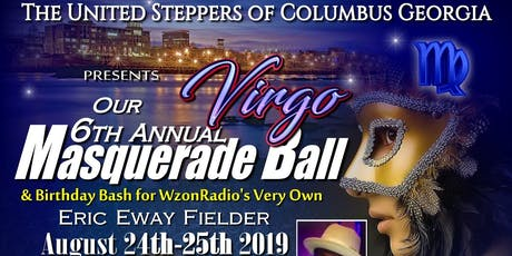 6th Annual Virgo Masquerade Ball (VMB) tickets