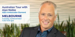 Alan Noble Melbourne Tuesday 12 Nov 7-9pm