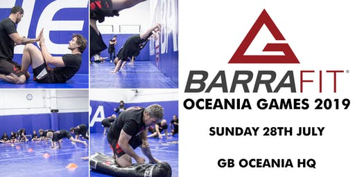 Barra Fit Oceania Games 2019