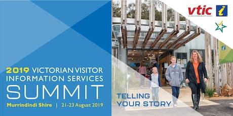 2019 Victorian Visitor Information Services Summit tickets