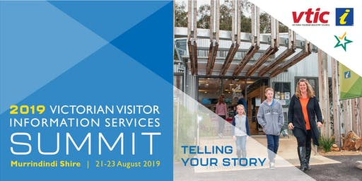 2019 Victorian Visitor Information Services Summit