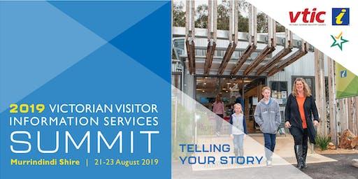 2019 Victorian Visitor Information Services Summit