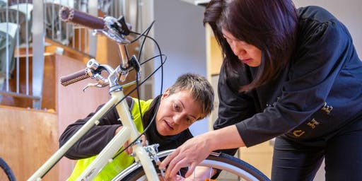 Hands on Bike Maintenance - Tuesday 24th September 2019