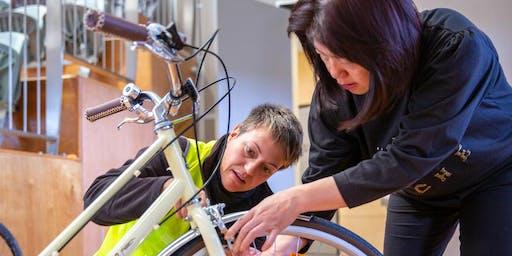 Hands on Bike Maintenance - Thursday 10th October 2019