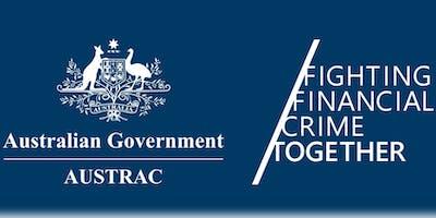 AUSTRAC RegTech Engagement (ARTE) session - Perth- Tues 15 October 2019