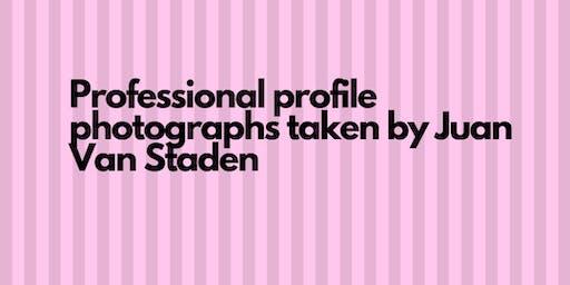 Professional Profile Photographs Taken by Juan Van Staden