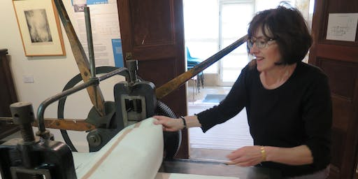 Drawing, Intaglio Etching and Relief Printing Workshop